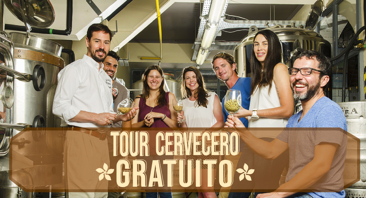 Tour Cervecero Gratuito
